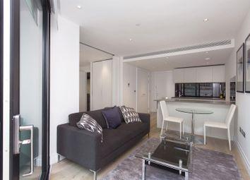 Thumbnail 1 bed flat to rent in 2 Riverlight Quay, Nine Elms, London