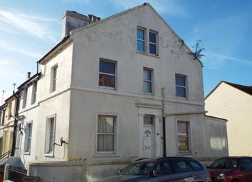 Thumbnail 3 bed end terrace house for sale in Harvey Street, Folkestone, Kent