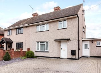 Thumbnail 3 bed semi-detached house for sale in St. Marys Crescent, Pitsea, Essex