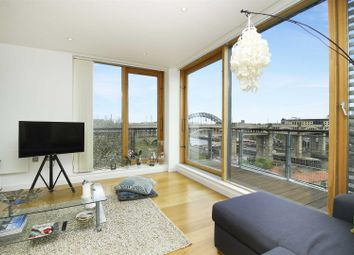 Thumbnail 2 bed flat for sale in Clavering Place, Newcastle Upon Tyne