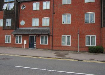 Thumbnail 2 bed flat for sale in Sycamore Street, Blaby, Leicester