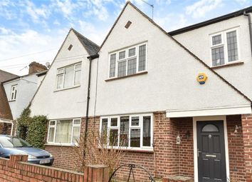 Thumbnail 5 bed semi-detached house to rent in Tennyson Avenue, Twickenham