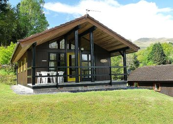 Thumbnail 2 bed lodge for sale in Loch Tay Highland Lodges, Killin