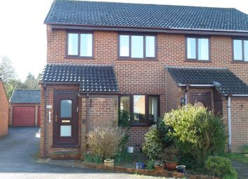 Thumbnail 3 bed semi-detached house for sale in Fryer Close, Kinson, Bournemouth