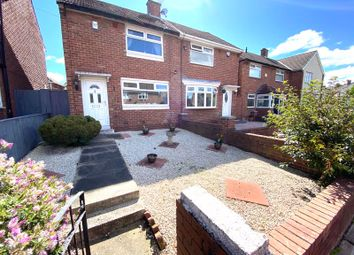 Thumbnail 2 bed semi-detached house for sale in Augusta Square, Farringdon, Sunderland