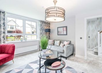 """Thumbnail 4 bedroom detached house for sale in """"Drummond"""" at Hassall Road, Alsager, Stoke-On-Trent"""