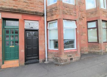 Thumbnail 1 bedroom flat for sale in North Bute Street, Coatbridge
