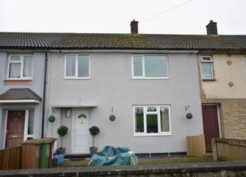 Thumbnail 3 bed terraced house for sale in Cornwall Road, Ashby, Scunthorpe