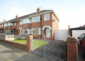 Thumbnail 3 bedroom property to rent in Crofton Ave, Blackpool