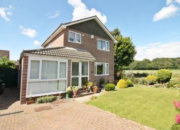 Thumbnail 4 bed detached house for sale in Hurley Road, Little Corby, Carlisle