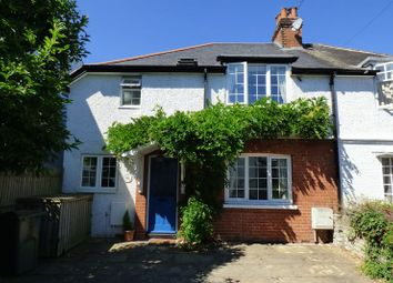Thumbnail 3 bed semi-detached house for sale in The Green, Claygate, Esher