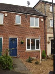 Thumbnail 3 bed link-detached house to rent in Riverside Close, Conisbrough, Doncaster