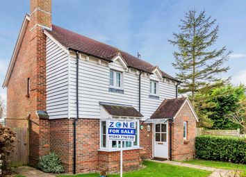 Thumbnail 4 bed detached house for sale in Abbots Close, Boxgrove, Chichester