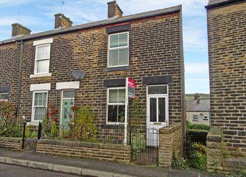 Thumbnail 3 bedroom end terrace house for sale in Pot House Lane, Stocksbridge, Sheffield