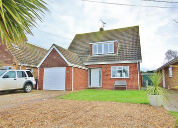 Thumbnail 3 bed detached house for sale in Vista Avenue, Kirby-Le-Soken, Frinton-On-Sea
