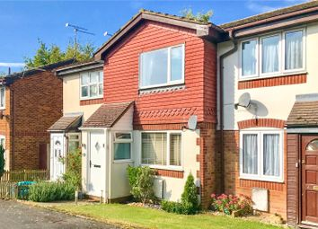 Thumbnail 2 bed terraced house for sale in Fairfield Close, Kemsing, Kent