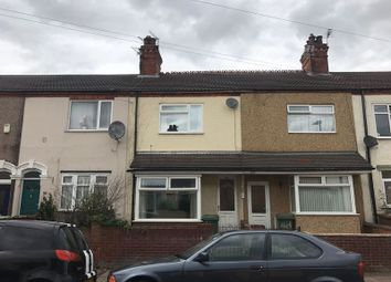 Thumbnail 3 bed terraced house for sale in Torrington Street, Grimsby
