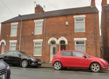Thumbnail 2 bed terraced house for sale in Wynburg Street, Hull