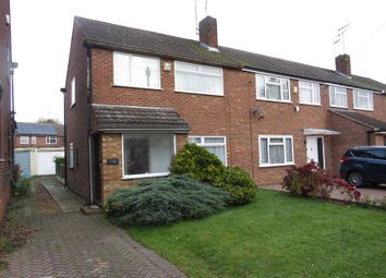Thumbnail 3 bed semi-detached house for sale in Woodland Avenue, Hutton, Brentwood