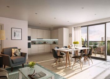 Thumbnail 1 bed flat for sale in Cambium, Victoria Drive, Southfields