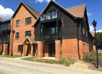 Gallop Place, Stanbridge Lane, Awbridge, Romsey SO51. 1 bed flat for sale