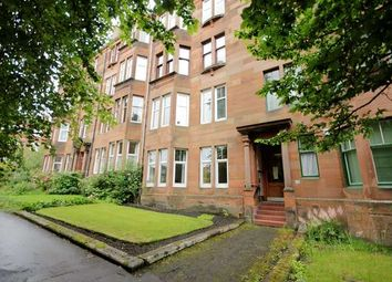 Thumbnail 1 bed flat for sale in 0/1, 28 Woodcroft Avenue, Broomhill, Glasgow