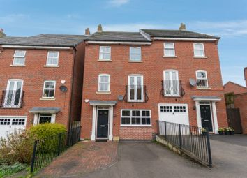 Thumbnail 4 bed semi-detached house for sale in Brompton Road, Leicester