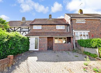 Thumbnail 3 bed terraced house for sale in Foxdown Road, Brighton, East Sussex