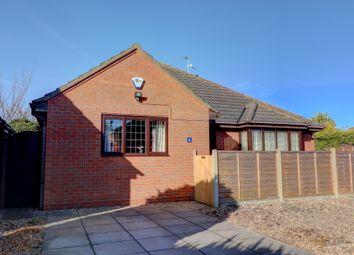 Thumbnail 4 bed detached bungalow for sale in Darwin Close, Sutton Bridge, Spalding