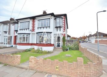 Thumbnail 3 bed semi-detached house for sale in Colvin Gardens, Ilford