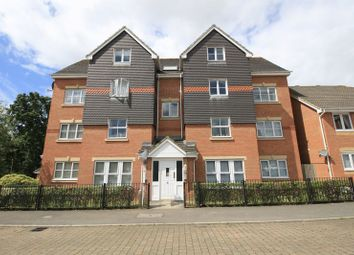 Thumbnail 2 bed flat for sale in Fawn Crescent, Hedge End, Southampton