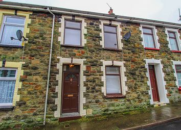 Thumbnail 2 bed terraced house to rent in Thomas Street, Maerdy