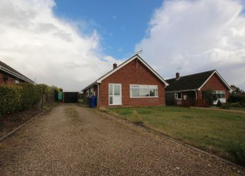 Thumbnail 3 bed bungalow to rent in Church Close, Hepworth, Diss