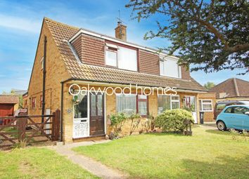Thumbnail 3 bed semi-detached house for sale in Gorse Lane, Herne Bay