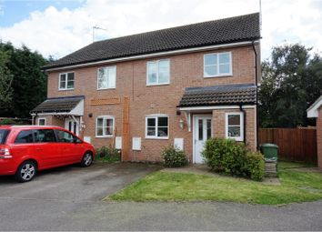 Thumbnail 3 bed semi-detached house for sale in Kent Drive, Watlington