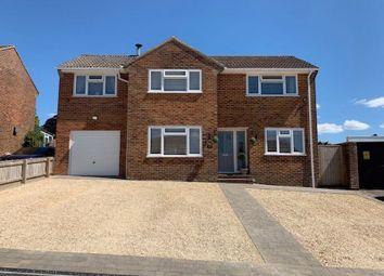 Thumbnail 4 bed detached house for sale in Nursery Gardens, Chard
