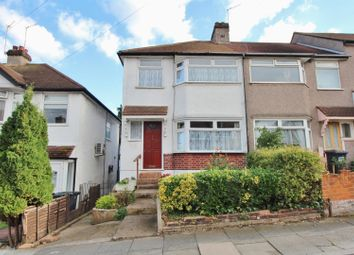 Thumbnail 3 bedroom end terrace house for sale in Francis Road, Dartford