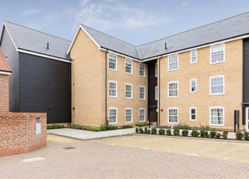 Thumbnail 2 bed flat for sale in Arbury Place, Baldock