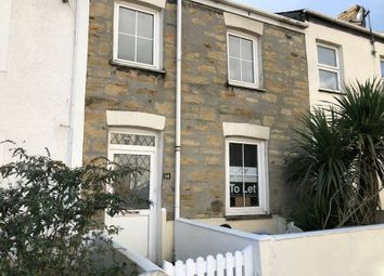 Thumbnail 3 bed terraced house to rent in Richmond Hill, Truro