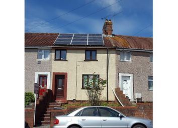 Thumbnail 3 bed terraced house for sale in Barrow Hill Crescent, Shirehampton