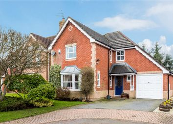 Thumbnail 4 bed detached house for sale in Long Crag View, Harrogate, North Yorkshire