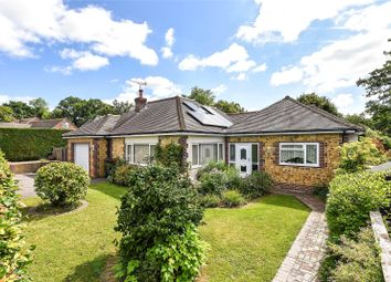 Thumbnail 4 bedroom bungalow for sale in Orchard Dell, West Chiltington, Pulborough, West Sussex