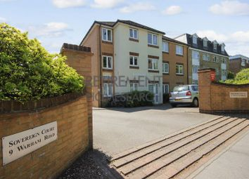 Thumbnail 2 bed flat for sale in Sovereign Court (South Croydon), Croydon