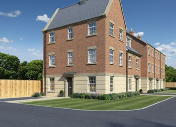 """Thumbnail 4 bedroom end terrace house for sale in """"Rutland"""" at Tay Road, Leicester"""