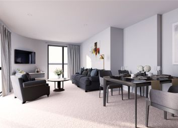 Thumbnail 3 bed flat for sale in Chesterton House, Harrow On The Hill