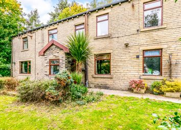 Thumbnail 4 bed detached house for sale in Steep Bank Side, Southowram Bank, Halifax