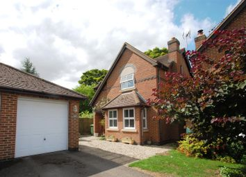 Thumbnail 4 bed detached house for sale in Hallett Close, Wantage