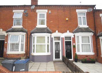 Thumbnail 3 bed terraced house for sale in Tintern Villas, Chesterton Road, Balsall Heath, Birmingham