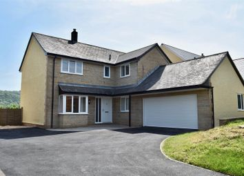 Thumbnail 4 bed detached house for sale in Blagdon Hill, Taunton