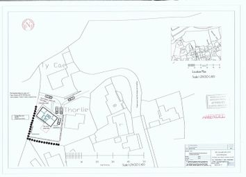 Thumbnail Land for sale in Grango Lane, Ponciau, Wrexham